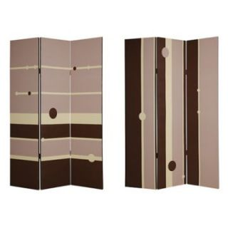 Screen Gems Bolo Double Sided Double Sided Room Divider   Room