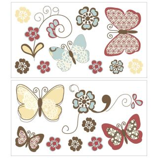 CoCaLo Sundae Wall Decals   Nursery Decor