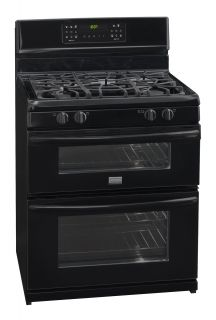 Range Oven Maytag Dual Fuel Double Oven Range