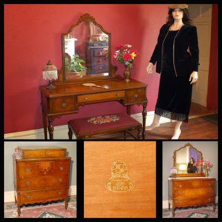 antique dresser bedroom set in saint louis missouri