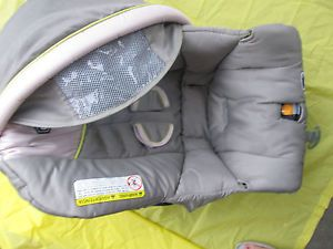 Chicco Infant Car Seat KEYFIT30 Replacement Seat Cover Canopy