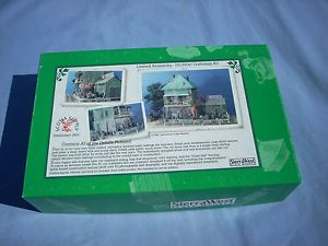 HO HOn3 Sierra West Scale Models Scotia Supply Building Kit 201
