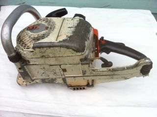 Stihl 041 AV Chainsaw for Parts or Repair Runs