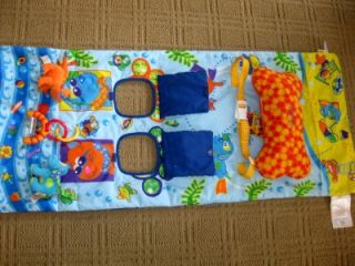 Infantino Compact 2 In 1 Shopping Cart Cover