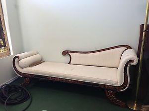 Fainting Sofa Lounge Chaise