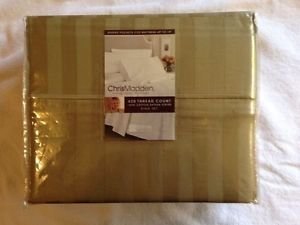 jcpenny chris madden home collection luxury king size sheet set