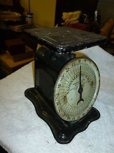 Vintage Scale National Family Scale American Cutlery Co Chicago