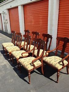 Ethan Allen British Classics Dining Room Chairs