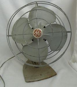 Vintage Antique Electric Fan