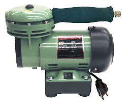 Paasche Airbrush D200 Air Brush Compressor 1 6 HP