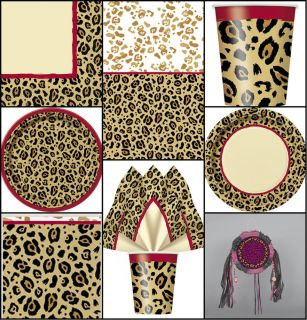 Animated belated birthday clip art on popscreen for Animal print party decoration ideas