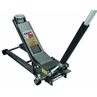 Pittsburgh 2 5 Ton Low Profile Floor Jack with Rapid Pump Model 68049