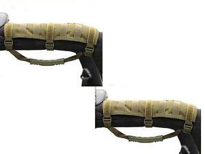 Jeep Wrangler YJ TJ JK and Jeep CJ Gear HD Grab Handle Roll Bar Accessories