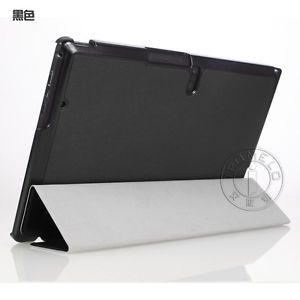 "Smart Ultra Slim Leather Cover Case for Lenovo ThinkPad Tablet 2 Windows 8 10 1"""