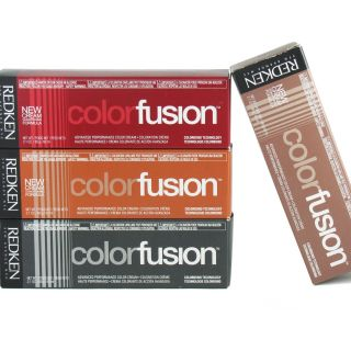 Redken Color Fusion Hair Color 2 1 oz Fashion Levels 3 9