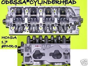 Honda Civic 1 7 SOHC PMR Non vtec Cylinder Head 01 06