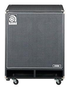 Ampeg B410HLF 4x10 Bass Guitar Speaker Cabinet 400 Watt Power Handling