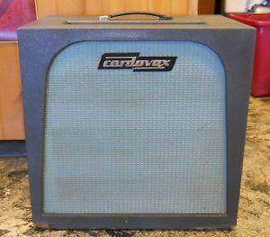 Vintage Cordovox Leslie CL 10 Tone Rotating Cabinet Speaker Tremolo Model