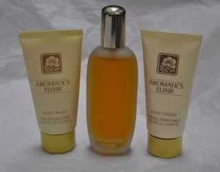Clinique Aromatics Elixir Perfume for Women Gift Set