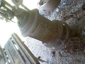 Estate Oak Stove Wood Coal Burning Heating Stove
