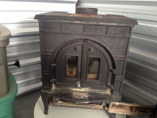 Federal Airtight Wood Stove Working Condition