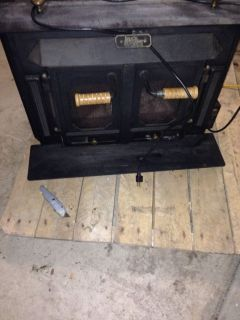 Buck Wood Stove