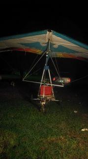 Ultralight Aircraft Trike Delta Wing Kites Hang Glider