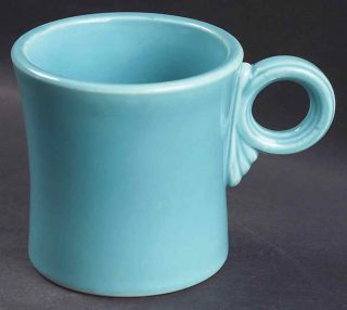 Homer Laughlin Fiesta Turquoise Older Tom Jerry Mug 221309