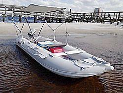 16ft Saturn Inflatable Crossover Kayak Boat Kaboat SK487XL Gray Color Sale