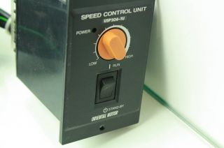 Oriental Motor Speed Control Unit USP206 1U Tachometer Input