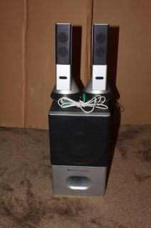 Altec Lansing VS4221 Computer Speakers 2 1