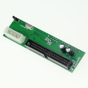 """PATA IDE to Serial ATA SATA Adapter Converter for 3 5 2 5"""" HDD Hard Drive New"""