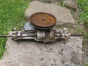 Murray Spicer Model 2000 5 Speed Riding Lawn Mower Transmission