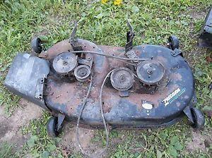 craftsman lawn mower bagger manual