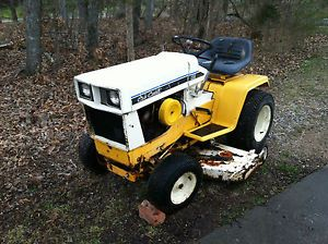 1974 Cub Cadet Lawn Tractor Lawn Mower Riding Mower Hydrostatic Drive Fast Fast
