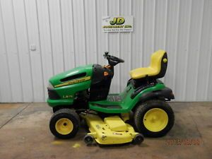 John Deere G100 Garden Tractor Riding Mower Lawn. 2008 John Deere La175 54 Riding Mower Lawn Tractor. John Deere. John Deere G100 Plow Parts Diagram At Scoala.co