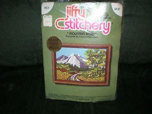 Crewel Stitchery Kits