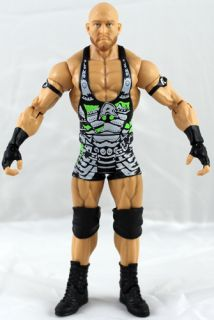 Ryback WWE Series 27 Mattel Toy Wrestling Action Figure