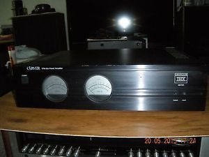 Carver TFM 55X Power Amplifier 2 Channel Stereo Tube Sound Amp Home Theater
