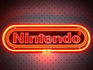 New Nintendo Neon Light Sign Gift Arcade Game Sign Pub Home Beer Bar Sign 329R