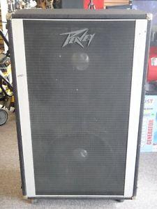 "Peavey 215 Speaker Cabinet Enclosure w 15"" Speakers"