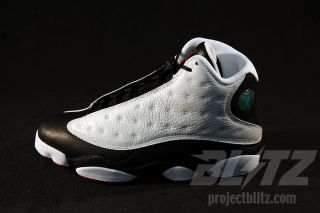 Nike Air Jordan Retro 13 XIII He got Game White Black True Red AJ13 Bred