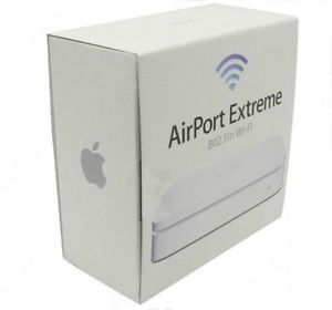 Apple MD031LL A Airport Extreme A1408 3 Port Gigabit Wireless N Router 5th Gen 411378258410