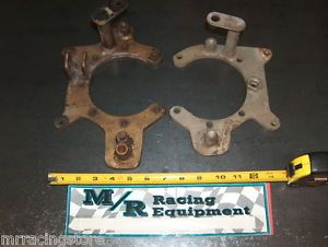 Vintage Midget Racer Racing Sprint Car Rear End Caliper Bracket Bird Cage Parts