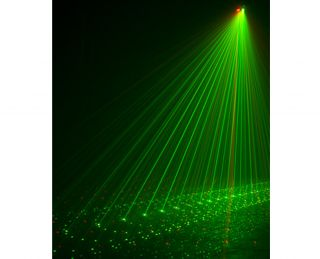 American DJ Micro 3D Laser Effect Light Stage Lighting Effect PROAUDIOSTAR