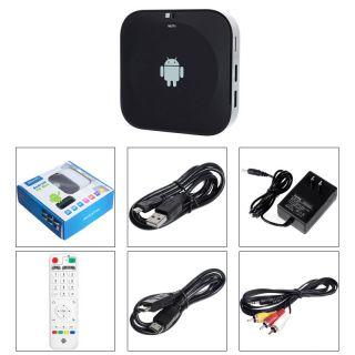 Google Android 4 2 Smart Internet WiFi TV Box Media Player HD 1080p Dual Core 3D