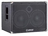 Carvin BR210 4 2x10 BR Bass Amplifier Amp Speaker Cabinet Cab 4 Ohm BLM