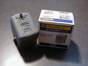 Sq D 40 60 Water Pump Pressure Switch 9013FSG2