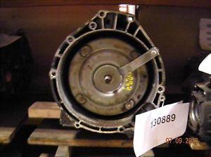 Ford Explorer Automatic Transmission Auto Tranny A T 4 Dr 6 Cyl 4 0L 4x4 03 2003