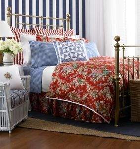 Ralph Lauren Belle Harbor 12P Queen Comforter Set